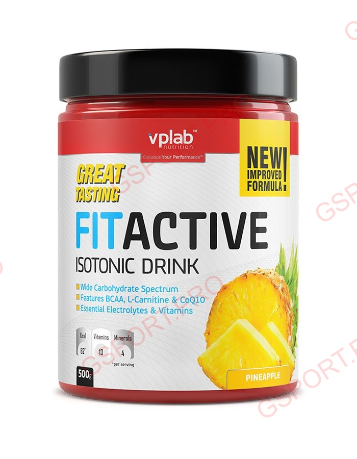 VPLab Nutrition Fit Active Isotonic Drink (500g)