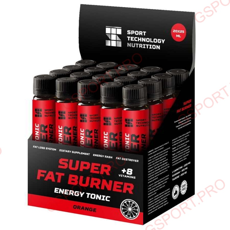 SPORTTECH Super Fat Burner (25ml)