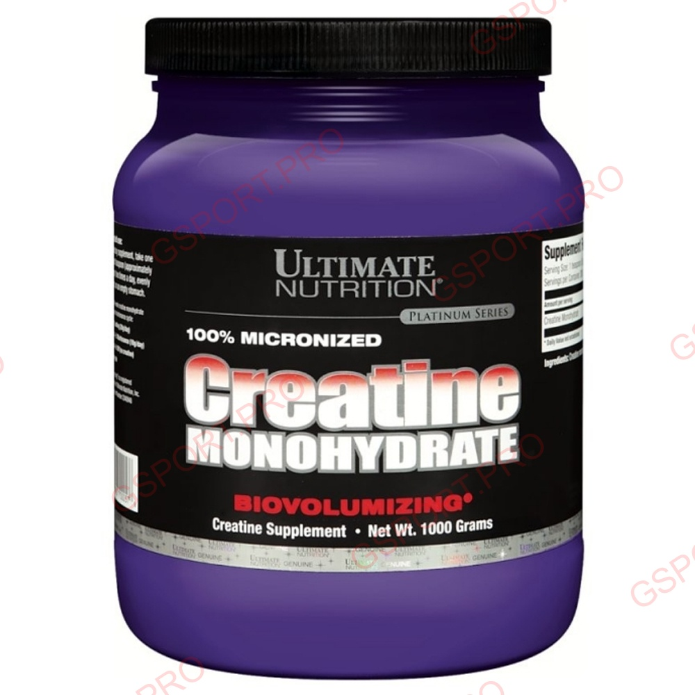 Ultimate Nutrition | Creatine Monohydrate