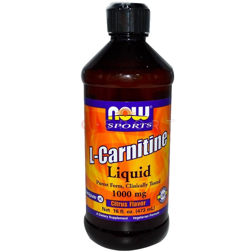 NOW Foods | L-Carnitine Concentrate