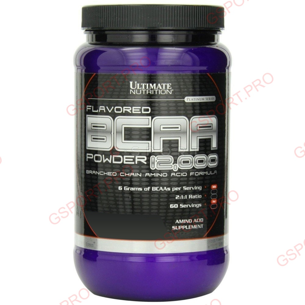 Ultimate Nutrition | BCAA 12000 Flavored