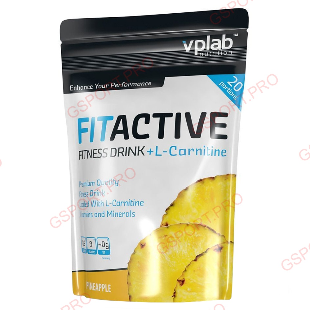 VPLab Nutrition | FitActive + L-Carnitine (500g)