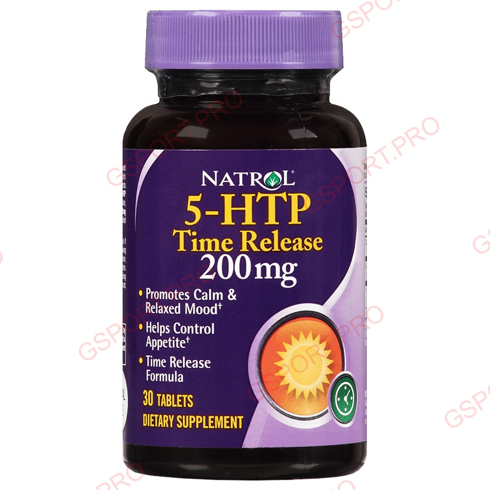 Natrol | 5-HTP Time Release (200mg)